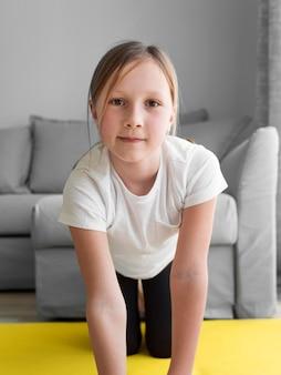 Портрет маленькой девочки Бесплатные Фотографии