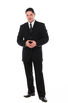 Ritratto di uomo d'affari di mezza età Foto Gratuite