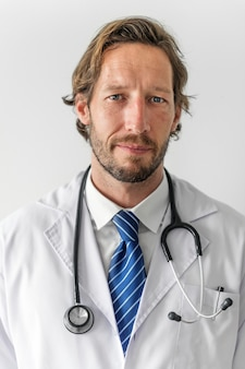 Portrait of an obstetrician