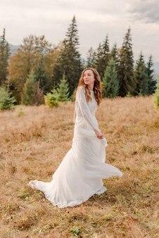 山の花嫁の肖像画
