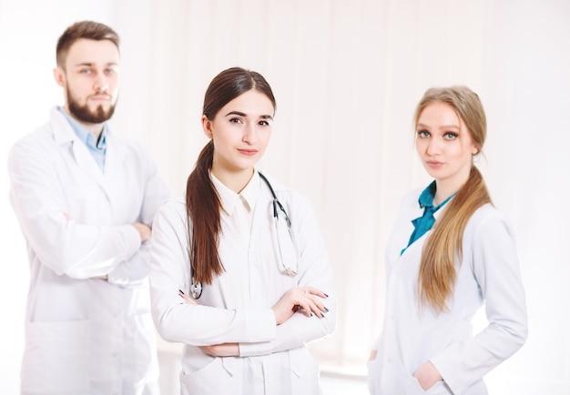 Портрет доктора.