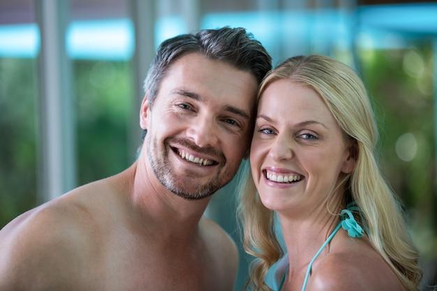 Портрет счастливой пары