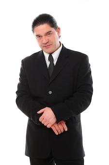 Портрет среднего возраста бизнесмена