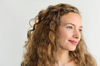Portrait of Ruusian woman