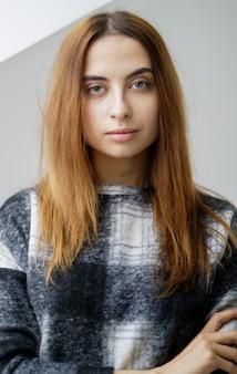 젊은 여자의 초상화
