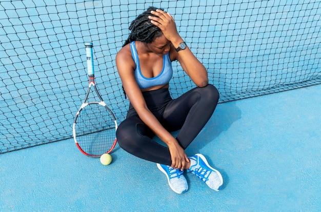 세로 여자 테니스