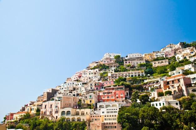 Positano is a village and comune on the amalfi coast (costiera amalfitana), in campania, italy.