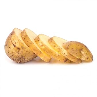 Potato on the table