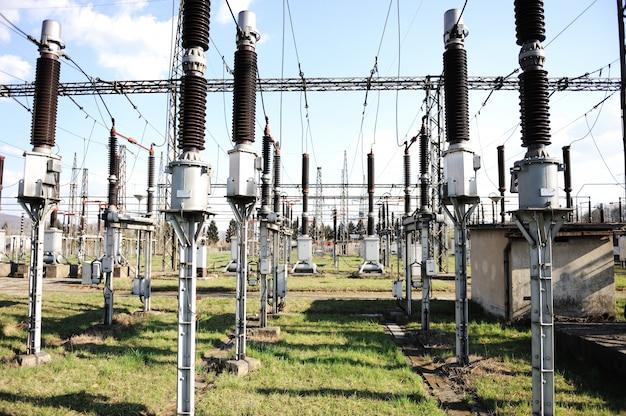 Электростанция для производства электроэнергии