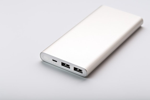 Powerbank for charging mobile devices with cable,