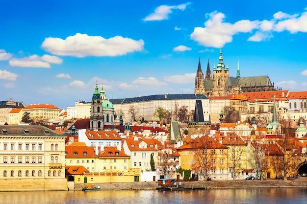 Пражский град в праге, чешская республика.