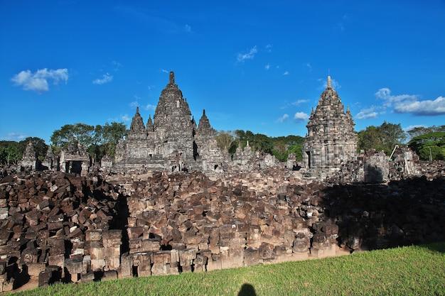 プランバナンは、インドネシア、ジャワ島、ジョグジャカルタにあるヒンドゥー教の寺院です。