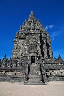 Prambanan is hindu temple in yogyakarta, java, indonesia