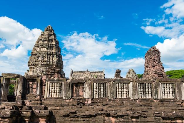 나콘 라차 시마 태국 프라 삿 힌 피 마이 역사 공원