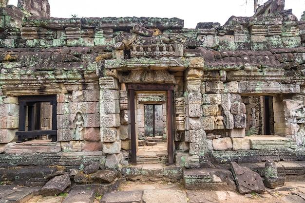 앙코르 와트, 씨엠립, 캄보디아의 프레아 칸 사원