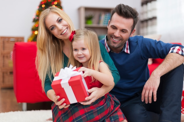 Драгоценное время для любящей семьи