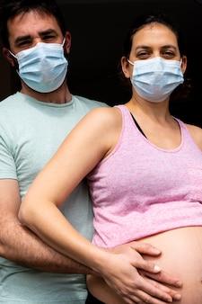 Беременность в домашних условиях во время карантина коронавируса ковид-19