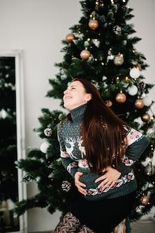 임신 휴일 사람과 기대 개념닫기