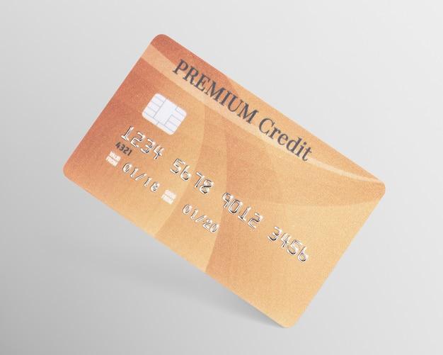 Premium credit card  money and banking
