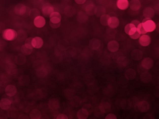 Premium pink dark defocused bokeh background
