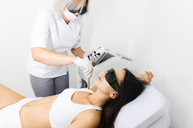 Preparations for hair removal