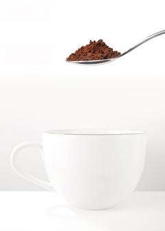 Готовим растворимый кофе