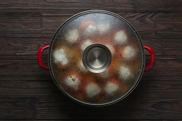 Приготовление фаршированного вегетарианского перца рецепт