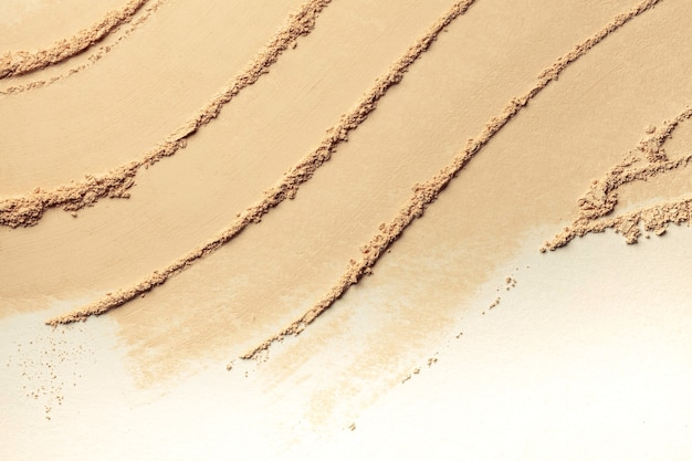 Pressed powder or blusher gentle textured background