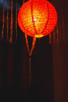 Pretty chinese lantern