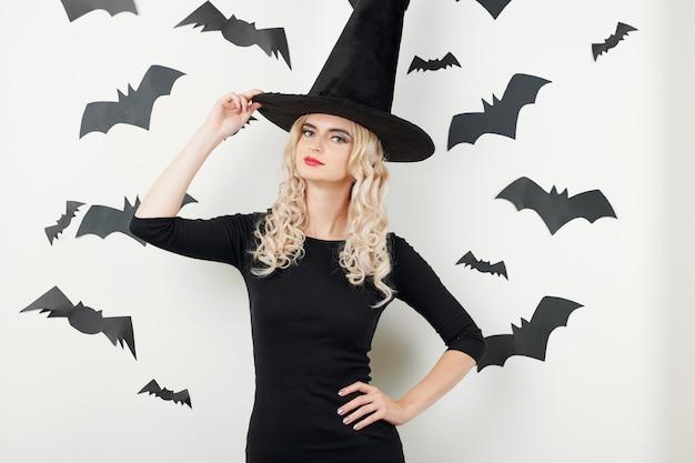 Довольно уверенная ведьма