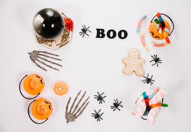 Abbastanza roba per la festa di halloween