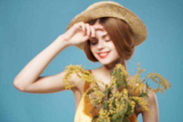プリティウーマンの花がチャームロマンスに湧く