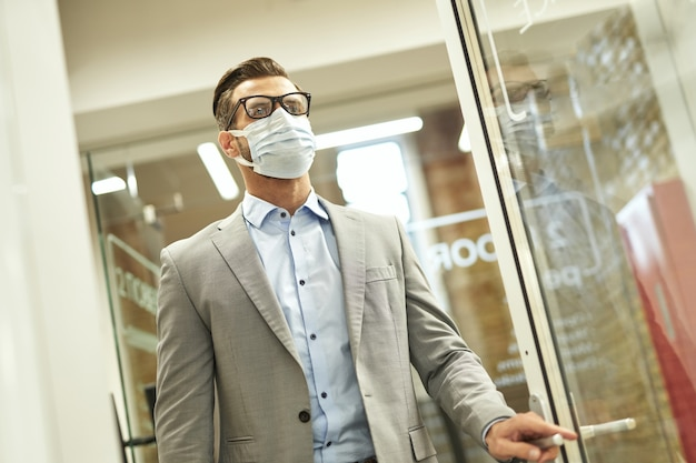 Preventive measures for all the office workers at the pandemic