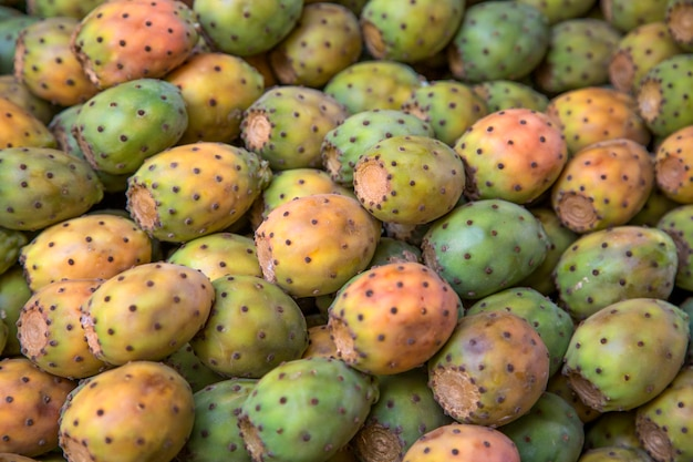 Prickly, sharp pears