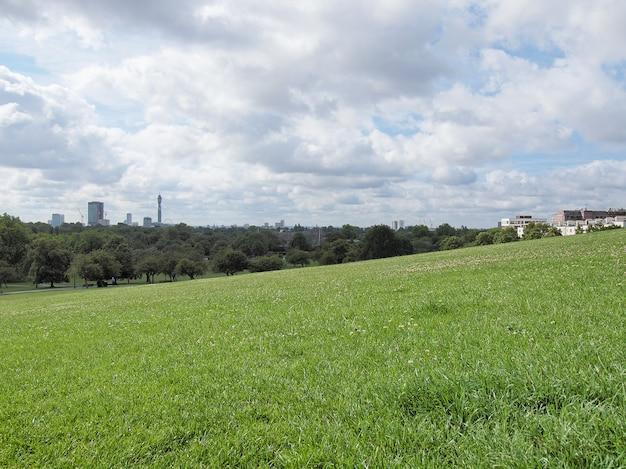 프림로즈 힐 런던