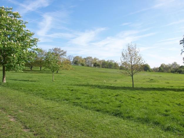런던의 프림로즈 힐