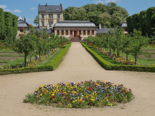 Prince georg garden in darmstadt