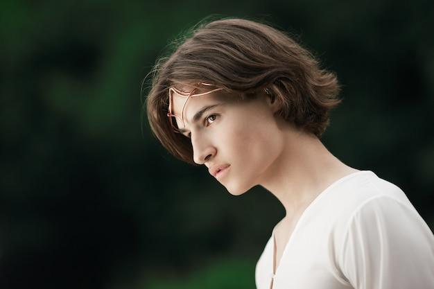 エルフの王子