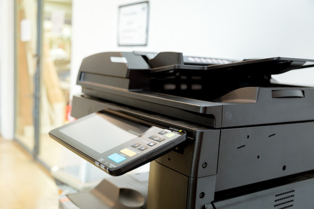 rent office printer melbourne