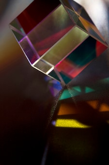 Призма, рассеивающая свет