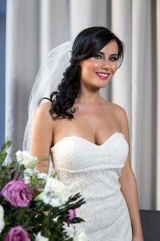 プリティ若い花嫁