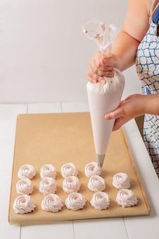 Process of making marshmallow