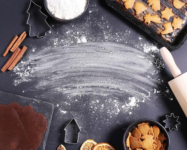 쿠키를 만드는 과정