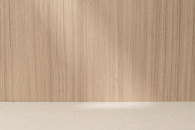 Fondale prodotto in legno giapponese chiaro