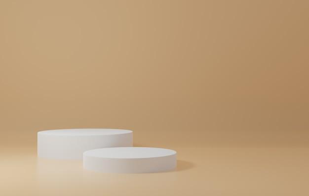 Стенд в форме продукта в студии
