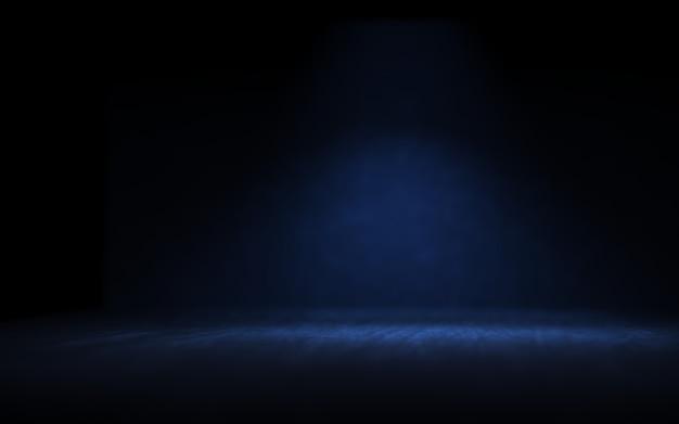 Product showcase spotlight background 3d rendering