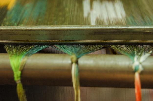Производство и ткачество ковров и тканей