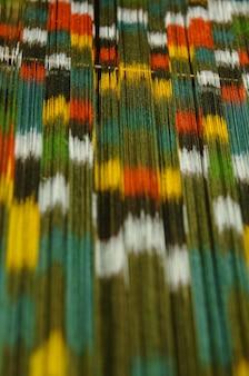 카펫 및 직물의 생산 및 제직