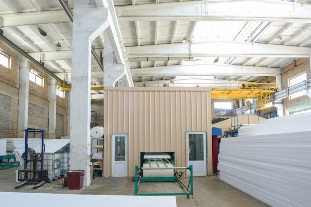 Производство теплоизоляционных материалов производство сэндвич-панелей из пенополистирола.
