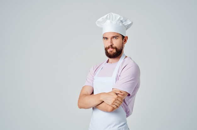 Профессиональный шеф-повар ресторанное обслуживание работа готовка